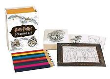 Harry Potter Coloring Kit by Running Press (Mixed media product, 2016)