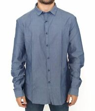 XL Cotton Button Cuff Formal Shirts for Men