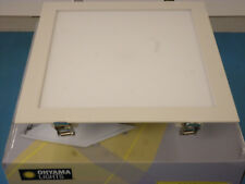 """Dimmable Recessed LED Panel Light 22W Ceiling Down Light Square 12"""" (30mm) 4000K"""