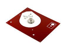 caliente red metallic Tuning-Set (1) für Thorens TD 145 bis 166