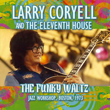 LARRY CORYELL New Sealed 2017 UNRELEASED LIVE 1973 CONCERT CD