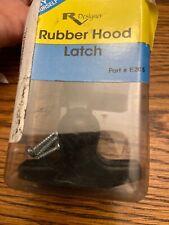 New Rubber Hood Latch rv Designer E205