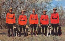 CPA ROYAL CANADIAN MOUNTIES IN ACTION