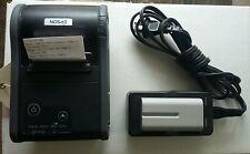 Epson TM-P60 Bluetooth Portable Thermal Printer REFURB w/battery