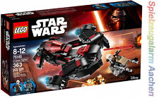 LEGO 75145 Star Wars Eclipse Fighter mit Naare und Dengar N16/8