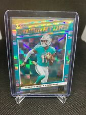 2020 Panini Donruss Devante Parker Dominators #D-DP