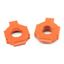 CNC Chain Adjuster For KTM EXC-F 250 350 450 500/EXC SIX-DAYS125 250 300 450 500