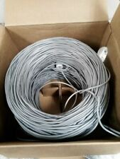 Carol E1006S.30.10 1000 Ft Gray 22 AWG Power Limited and Communication Cable