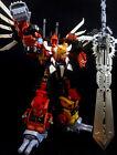 JINBAO MMC Predaking Feral Rex RED EXTRA UPGRADE KITS Oversize FIGURE Super COOL
