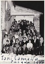 """# ROMA: FOTO """"TONI COMELLO- PASQUA 1960"""" - viagg. per Firenze"""