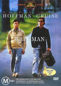 Rain Man - Tom Cruise, Dustin Hoffman, Barry Levinson - DVD