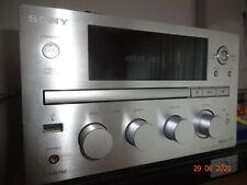 sony hcd-g2nip Micro HI-FI Component System stereo UKW MW iPod Play AirPlay wlan