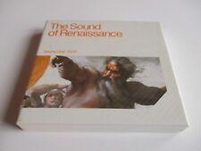 The Sound of Renaissance by Various Artists CD Apr-2002 2 Discs RenaissanceNEW