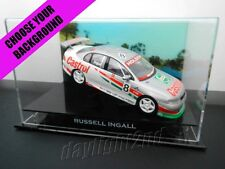 ✺Signed✺ RUSSELL INGALL 2000 VT Holden Commodore PROOF COA V8 Supercars 1:18