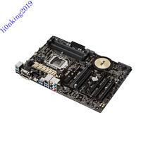 For Asus H97-PRO Desktop Motherboard H97 LGA1150 DDR3 ATX Support 4790K TESTED