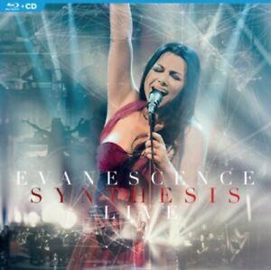 Evanescence Synthesis Live [Blu-ray+CD] [Region B] [Blu-ray] - DVD - New