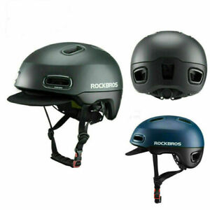 RockBros Winter New Thermal Integrally-molded Shockproof Helmet Helmet Taillight