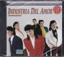 Industria del Amor Dos Enamorados CD New Nuevo sealed