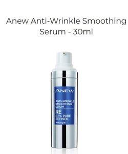AVON Anew Clinical Anti-Wrinkle Smoothing Serum with RETINOL 30ml, Original New