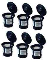 Reusable Single K-Cups Filter Pod System Compatible with Keurig 1.0 Coffee Maker