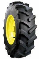 2 New Carlisle Farm Specialist R-1 Tractor Tires - 9.5-24 9.5 24 6PR LRC