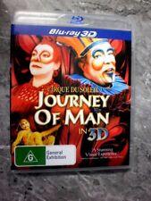 Cirque Du Soleil Presents Journey Of Man (DVD, Region B) G1