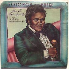 SOLOMON BURKE Music To Make Love By SHRINK original CHESS CH-60042 nm 1975