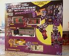 Transformers Reissue G1『MENASOR』MISB