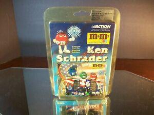 Ken Schrader #36 M&M's 4th Of July 2001 Pontiac Grand Prix 1:64 7,776
