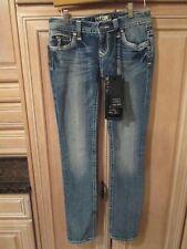 Women's Express Bedrock Skinny Jeans Size 2 NWT