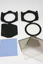 Cokin Filterset 2x Halter,  2x Adapterringe Ø55mm, 1x  (80 C) A 022, 1x Star 16