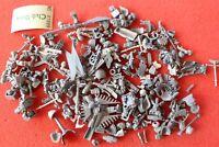 Games Workshop Warhammer 40k Space Marines Chaos Bits Job Lot Figures Army Eldar