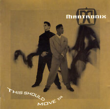 Mantronix - This Should Move Ya -  New CD