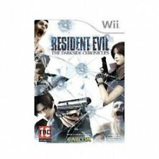 Resident Evil: The Darkside Chronicles (Wii), Good Nintendo Wii, Nintendo Wii Vi