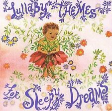 FREE US SHIP. on ANY 2 CDs! NEW CD : Lullaby Themes for Sleepy Dreams
