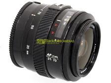 Minolta AF zoom 35/70mm. f4 MACRO compatibile Sony Alpha. 35-70 Doti ottiche PRO