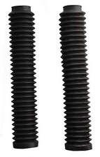 Black Fork Gaiters for: Kawasaki KLE500 91-06