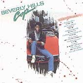 BEVERLY HILLS COP Original Motion Picture Soundtrack CD
