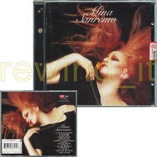 "MINA ""SANREMO"" RARO CD 1998 + 3 INEDITI SU CD"