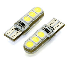 2x T10 Lampen mit 6x5050-Samsung-SMD Xenon Weiss Canbus 12V 2 Stück