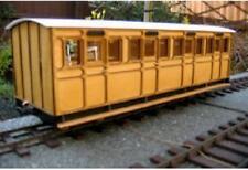 4 compartment coach kit Ip engineering freelance 32mm 45mm garden railway sm32