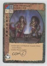 1995 Blood Wars Collectible Card Game #NoN The Veterans Sanguine Gaming 2k3