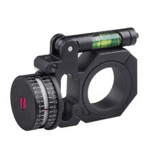 "1""/30mm Ring Angle Degree Indicator (ADI/ACI) Scope Mount w/bubble Level 4 Rifle"
