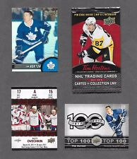 2017-18 TIM HORTONS UPPER DECK Base Set 1-100 + Top 100 1-7 + GDA 1-15  UD