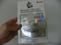 Microsoft Office 97 Small Business Edition