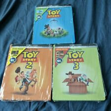 Toy Story Trilogy 1 2 3 4K UHD Blu-ray Steelbook Collection (7-disc, NO DIGITAL)