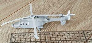 1/96 model Wildcat helicopter