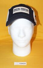 Crystal Mountain Resort and Spa Fitted Large XL Extra Large Golf Cap Hat NEW x