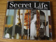 CD Single: Secret Life : I Want You
