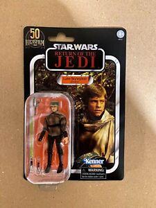Hasbro Star Wars The Vintage Collection Luke Skywalker (Endor) VC198 2021 MOC